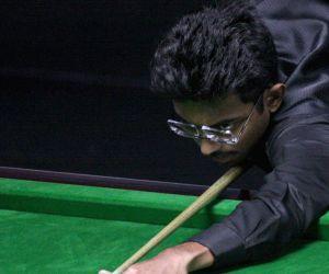 IBSF World Snooker Championships - Ashutosh Padhy