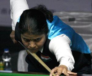 IBSF World Snooker Championships - Chitra Magimairaj