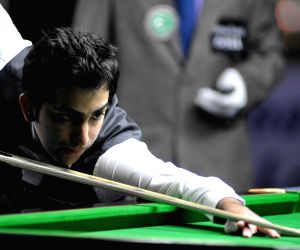 IBSF World Snooker Championships - Pankaj Advani