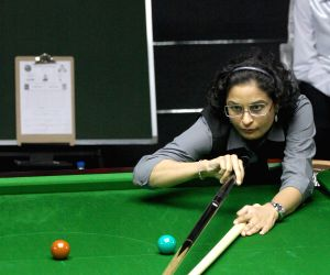 IBSF World Snooker Championships - Suniti Damani
