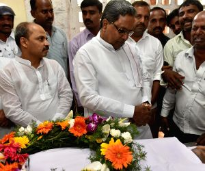 Karnataka CM pays tribute to IAS officer found dead under mysterious circumstances