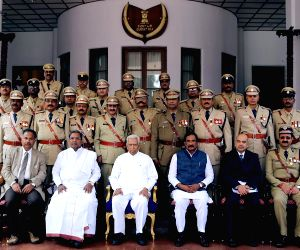 President's Medal investiture ceremony at Raj Bhavan