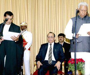 Swearing-in ceremony of Karnataka High Court Judge