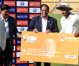 Karnataka lifts Irani Cup
