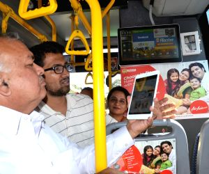 Karnataka Transport Minister launches 'Easy Travel Information Planner'
