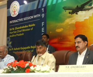 Aero India-2015 Air Show - interactive session