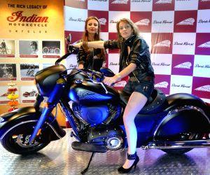 India Roadmaster and Indian Chief Dark Horse unveiled in Bengaluru
