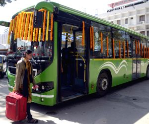New BMTC Bus Service between BCRS to KIAL