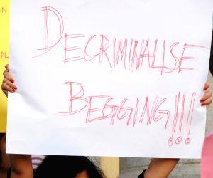 Transgenders demonstrate against police atrocity