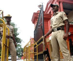 Security beefed-up at Karnataka High court