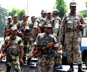 BJP National Executive Committee meeting- security beefed-up in Bengaluru
