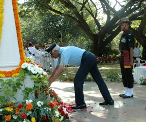 Vijay Diwas celebrations at National Military Memorial