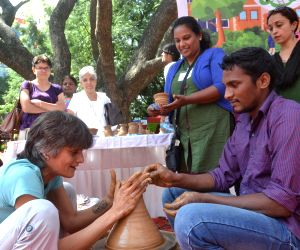 Bengaluru : Senior Citizens participation Anandam programme