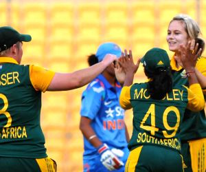 South Africa Women v/s India Women One-Day International