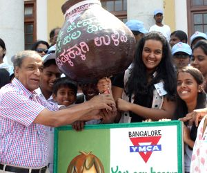 Bengaluru : Bengaluru World Water Day rally