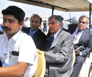 Aero India-2015 Air Show - Ratan Tata