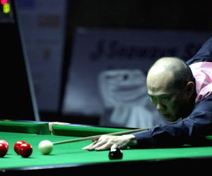 IBSF World Snooker Championships - Chuchart Trairattanapradit
