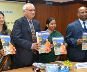 Launch of 'India Immemorial Magazine'