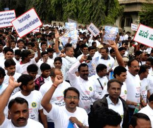 'Walk for Bengaluru'