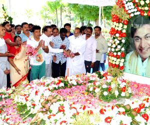 Dr. Rajkumar's death anniversary