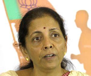 Nirmala Sitharaman's press conference