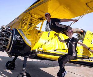 Aero India Show 2015 - rehearsal