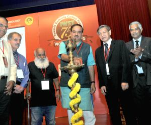 Ananth Kumar during conference on  'WOOD IS GOOD - Current Trends and Future Prospects in Wood Utilisation'