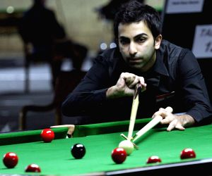 IBSF World Snooker Championships - Pankaj Advani vs Moh Keen Hoo
