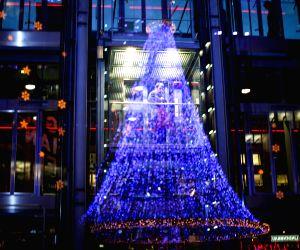 GERMANY BERLIN CHRISTMAS