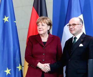 GERMANY-BERLIN-FRANCE-PM-VISIT