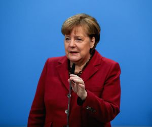 GERMANY BERLIN COALITION GOVERNMENT FORMAL NEGOTIATIONS