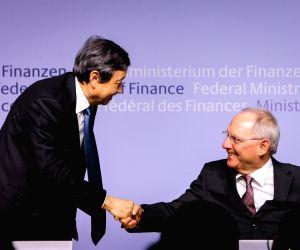 GERMANY BERLIN AIIB CONFIRMATION