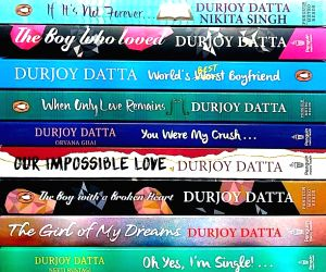 Durjoy Datta's new novel to hit stands October 5