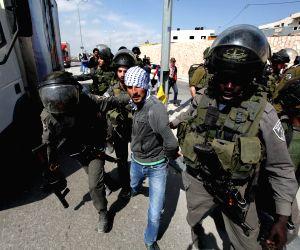 MIDEAST BETHLEHEM PROTEST