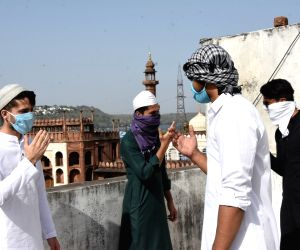 Muted Eid in Madhya Pradesh