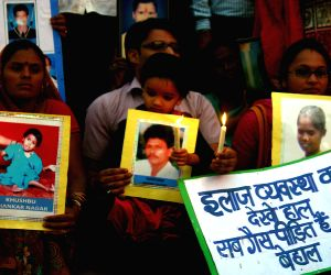Peace rally on the eve of 30th anniversary of Bhopal gas tragedy