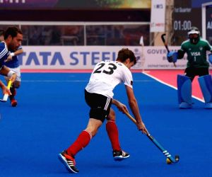 Hero Men's Champions Trophy 2014 - Argentina vs Germany