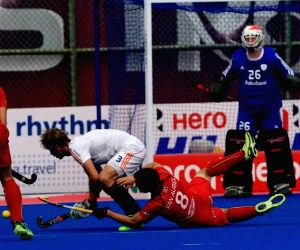 HHCT 2014 - Netherlands vs Belgium