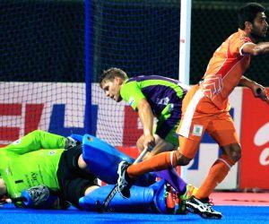 HIL - Delhi Waveriders vs Kalinga Lancers