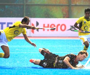 Hero Men's Champions Trophy 2014 - Belgium v/s Pakistan