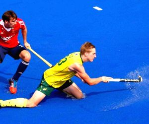 Hero Men's Champions Trophy 2014 - England v/s Australia