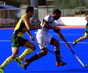 Men's Champions Trophy 2014 - practice match - Australia vs Argentina