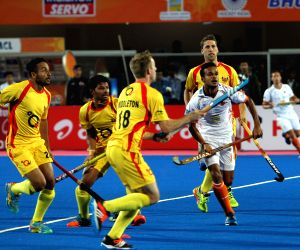 Hockey India League - Kalinga Lancers vs Ranchi Rays