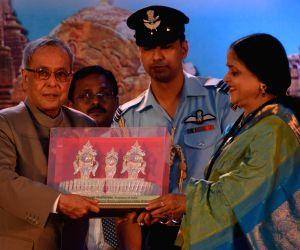 President Mukherjee inaugurates Golden Jubilee Celebrations at Rama Devi Women's Autonomous College