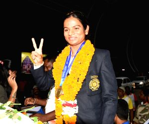My medal is an answer to my critics: Dutee Chand