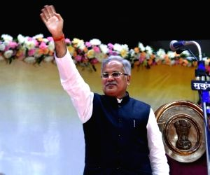 Chhattisgarh CM to 'march' to Delhi on paddy price issue