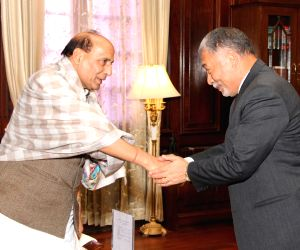 Bhutan Ambassador calls on Rajnath Singh