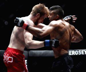 MYANMAR YANGON MMA CHAMPIONSHIP