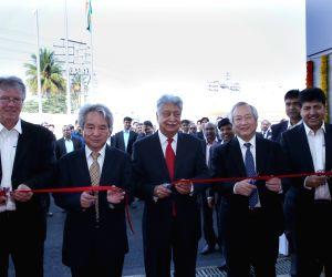 Premji unveils Wipro-Kawasaki plant near Bengaluru