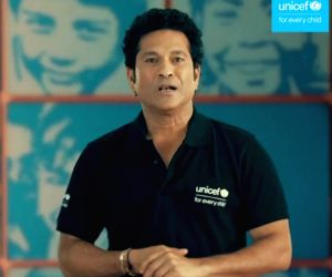 Big B, Sachin tweet greetings as UNICEF India turns 70